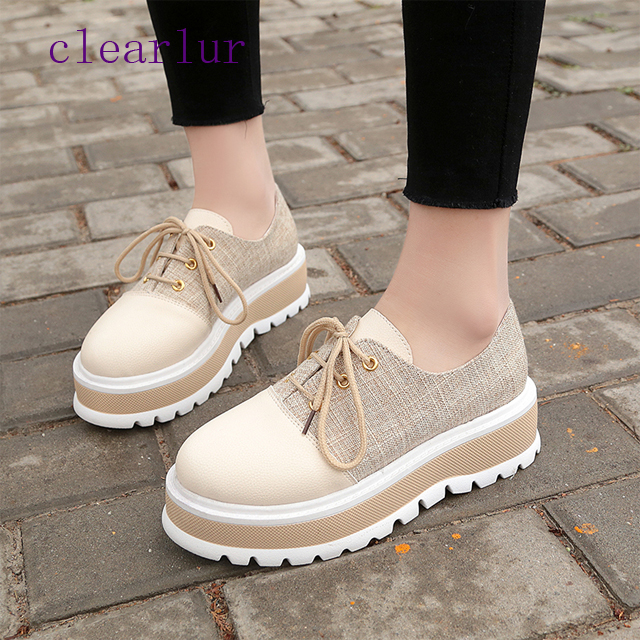 Spring and autumn fashion brand color matching suede sports womens shoes casual lace flat shoes crawling shoes  C0137Spring and autumn fashion brand color matching suede sports womens shoes casual lace flat shoes crawling shoes  C0137