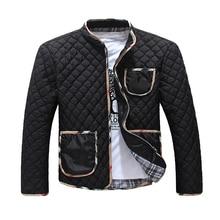 M 3XL Free shipping 2015 spring Autumn Men s winter the thin darin collar jacket fashion