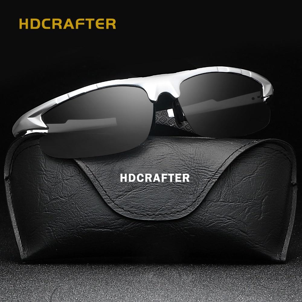 Aluminium Magnesium Brand Design Polarisierte Herren Sonnenbrille - Bekleidungszubehör - Foto 5