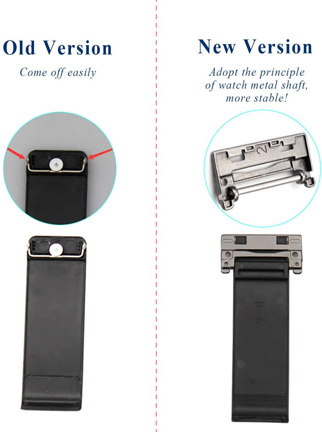 Image 3 - Dealonow Kickstand Replacement Part for Nintendo Switch,Back Shell Kickstand Holder Repair Tool Kit for Nintendo Switch Console-in Replacement Parts & Accessories from Consumer Electronics