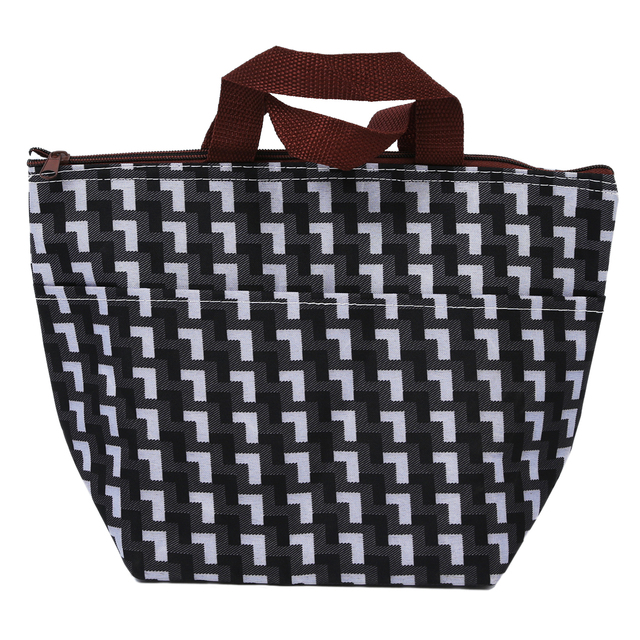 Women S Insulated Lunch Tote Bag 12 5 X8 X5 3
