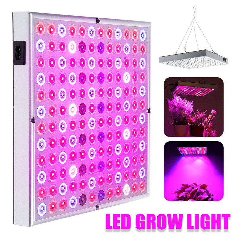 Full Spectrum Panel LED Grow Light 25W/45W AC85~265V Greenhouse Horticulture Grow Lamp For Indoor Plant Flowering Growth