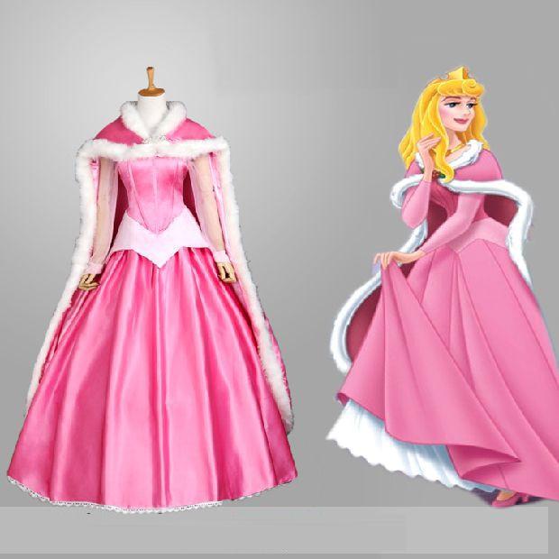 prezzo di strada Sconto speciale a buon mercato US $84.84 16% di SCONTO|Fata sirena coda cosplay costume per le donne  principessa Aurora costumi per adulti Sleeping Beauty dress Movie  costume-in ...