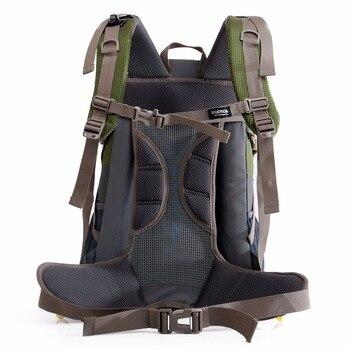 Maleroads Rucksack Camping Hiking Backpack Sports Bag Outdoor Travel Backpack Trekk Mountain Climb Equipment 40 50L Men Women 2