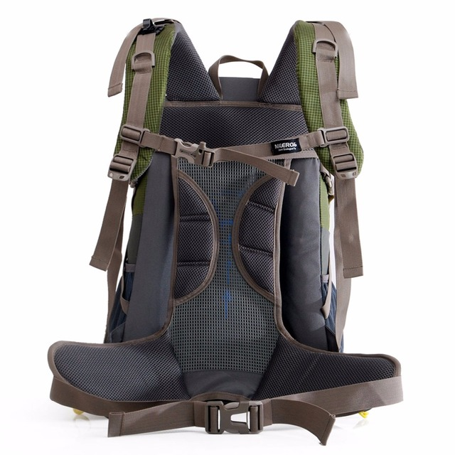 Mountaineering Climbing Backpack Camping Trekking Travel Pack 40L 50L for Men & Women