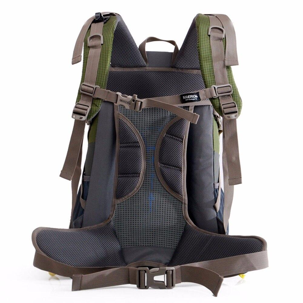 Maleroads sac à dos Camping randonnée sac à dos sport sac de voyage en plein air sac à dos trekking montagne escalade équipement 40 50L hommes femmes - 3