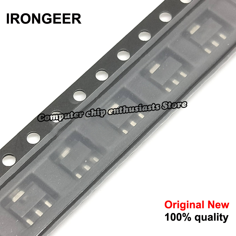 20PCS HT7533 SOT HT7533-1 SOT-89 HT7533-A SOT89 SMD New  Voltage Regulator IC