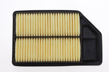 air filter for Honda Fit hatchback / sedan 1.3 / 1.5, CITY 1.3 / 1.5, S1 OEM:17220-REJ-W00 #FK154 image