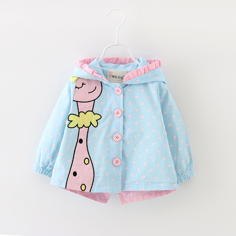 Baby Girl fashion Jacket Kids long Sleeve Shirts Hoodies Children Spring Outerwear Coat for girls babies Cardigan 3T Clearance Pakistan