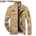 2017 dos homens livres do transporte jaquetas uniformes clothing primavera outono casuais outerwear plus size 6xl 105dss138
