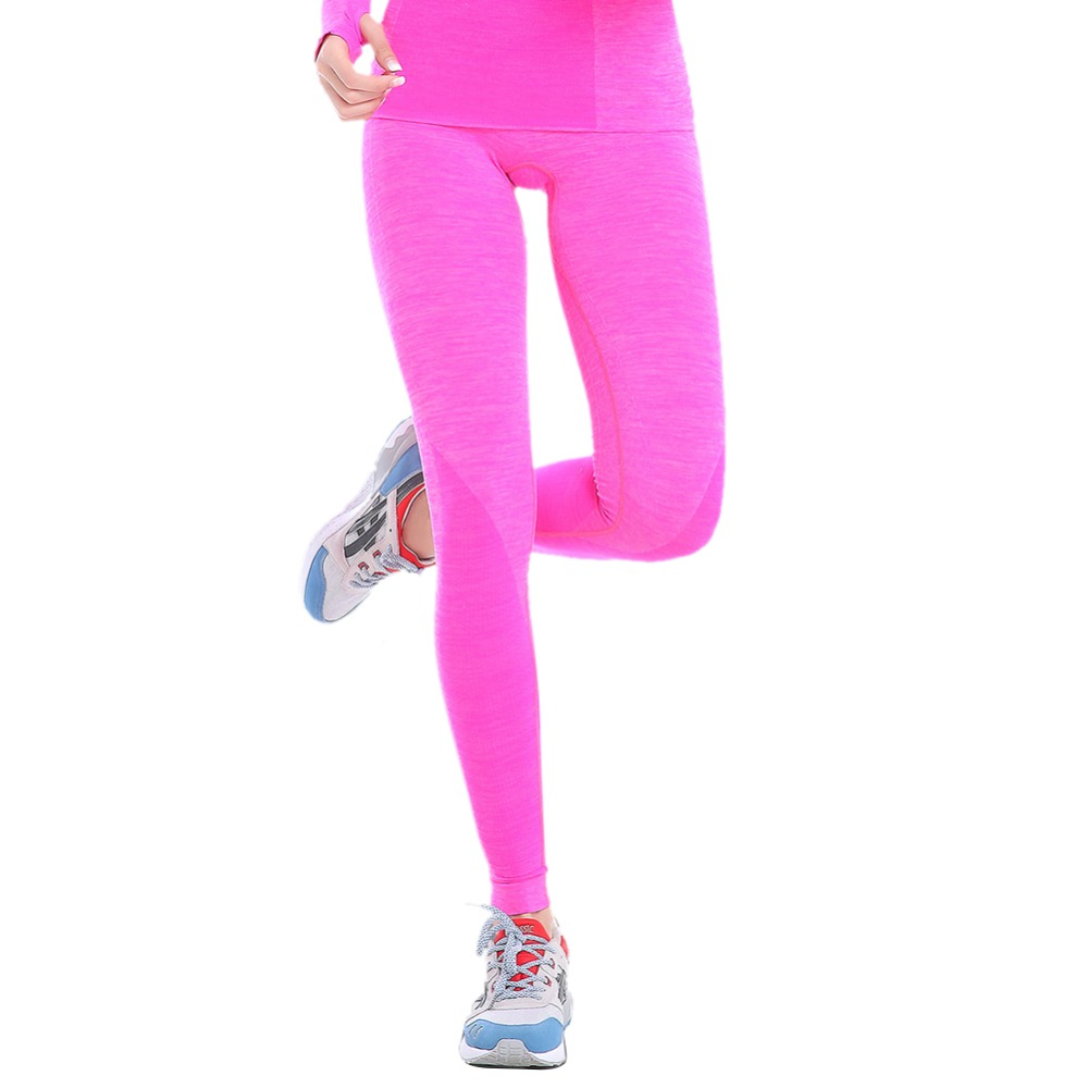 Women Soft Stretchy Yoga Trousers Legging Gym professional Sports Athletic Long Pants j2