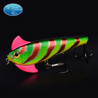 2017 New Arrival Jerk Bait Pencil Fishing Lure Sinking Lure 115MM 38G