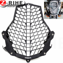 Moto Accessories Head Light Protector Cover Adventure Headlight protection cover grill for KTM 1190 Adventure / 1190R 1290 Super for ktm 1190r 1190 adventure 2013 2018 2017 2016 motorcycle accessories headlight head lamp light grille guard cover protector