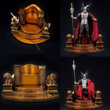 Hot Figure Accessory 1/6 Odin Throne Model SS018 loki Chair Base Station F/12 Collection without Spear