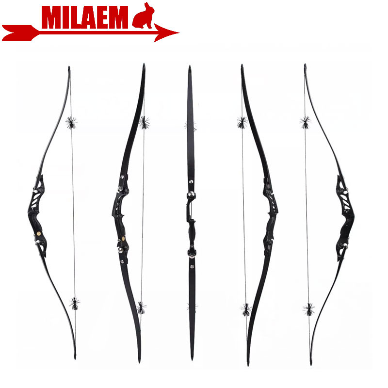 BOSEN BOWS 25-50lbs Archery ILF Maple Core Longbow Limbs For Target Hunting Bow