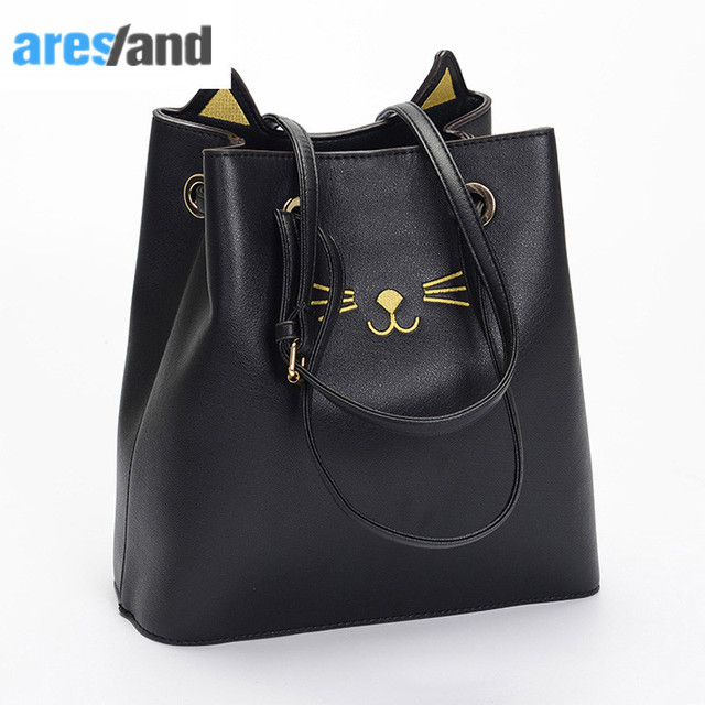 Women's Handbag Kitty Cat