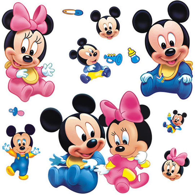 Online Get Cheap Mickey Mouse Bathroom Decor Aliexpresscom