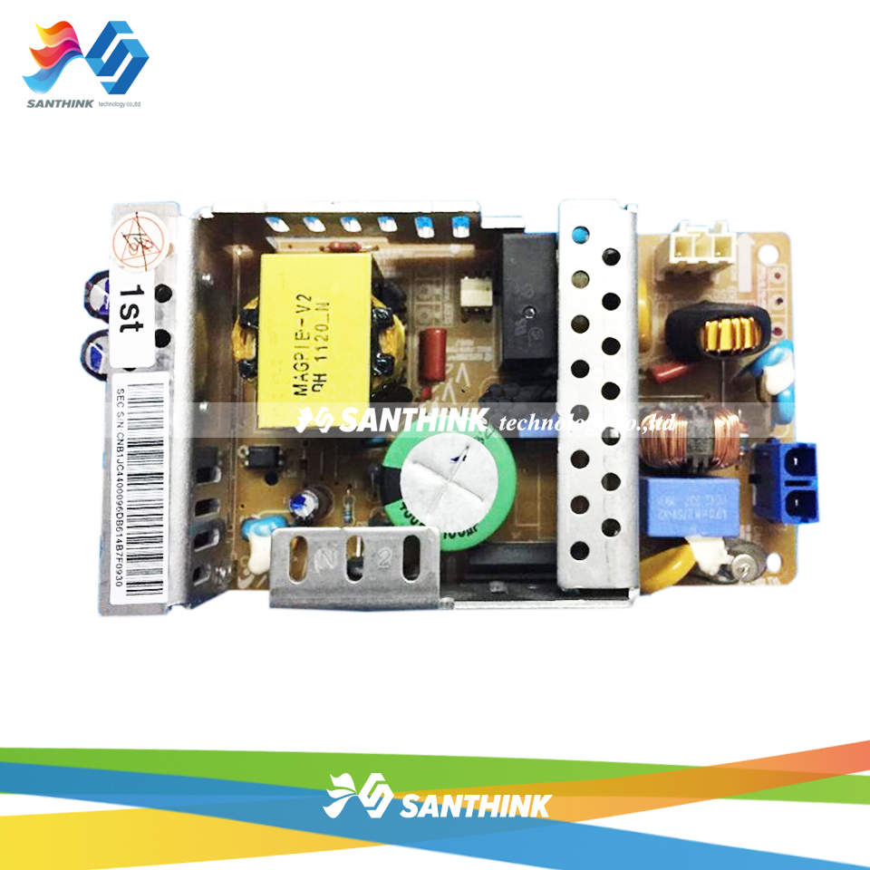 Printer Power Board For Samsung SL 3325 3825 4025 3375 3875 M3875 M3375 M3325 M3825 M4025 Power Supply Board On Sale lcl mlt d204e mltd204e d204 204e 204 1 pack black 10000 pages toner cartridge compatible for samsung sl m3825 4025 3875 4075