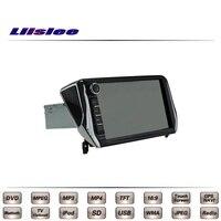 For PEUGEOT 2008 Car Multimedia TV DVD GPS Radio Original Style Navigation Android Advanced Big Screen