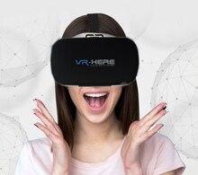 VRกล่องvrแว่นตาใช้การคุ้มครองสิ่งแวดล้อมวัสดุซิลิกาเจลVRแว่นตา3Dสนับสนุนสายตาสั้นสำหรับip honeหัวเว่ยซัมซุงXiaomi