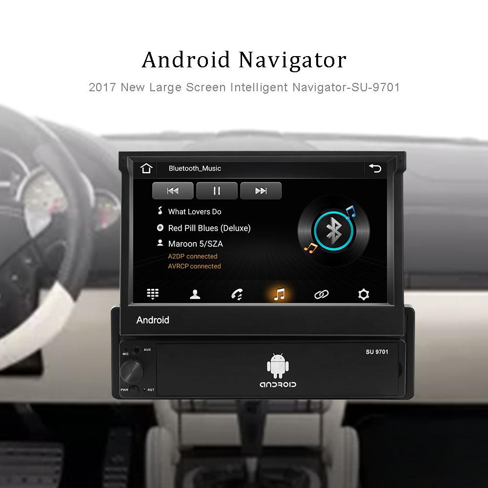 GPS شاشة رابط ستيريو 1