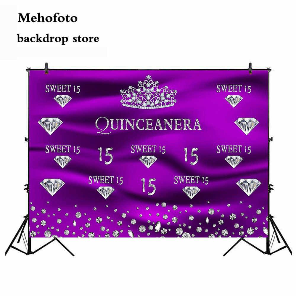Detalle Comentarios Preguntas Sobre Mehofoto Quinceanera Purpura