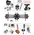 JMT 2.4 Г 9CH DIY RC PX4 GPS 5.8 Г FPV 680PRO Hexacopter в разобранном виде 6-осный Комплект АРФ RC Drone MINI3D Pro Gimbal Без Батареи F07807-I