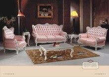 K2301a мебели для гостиной Топ зерна натуральная кожа европейский стиль диван комплекты высокого качества гостиная диван секционная