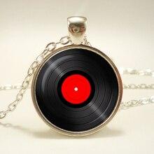 Vinyl Record pendant