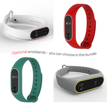 Xiaomi Mi Band 2 MiBand 2 Smart Bracelet Heart Rate Fitness