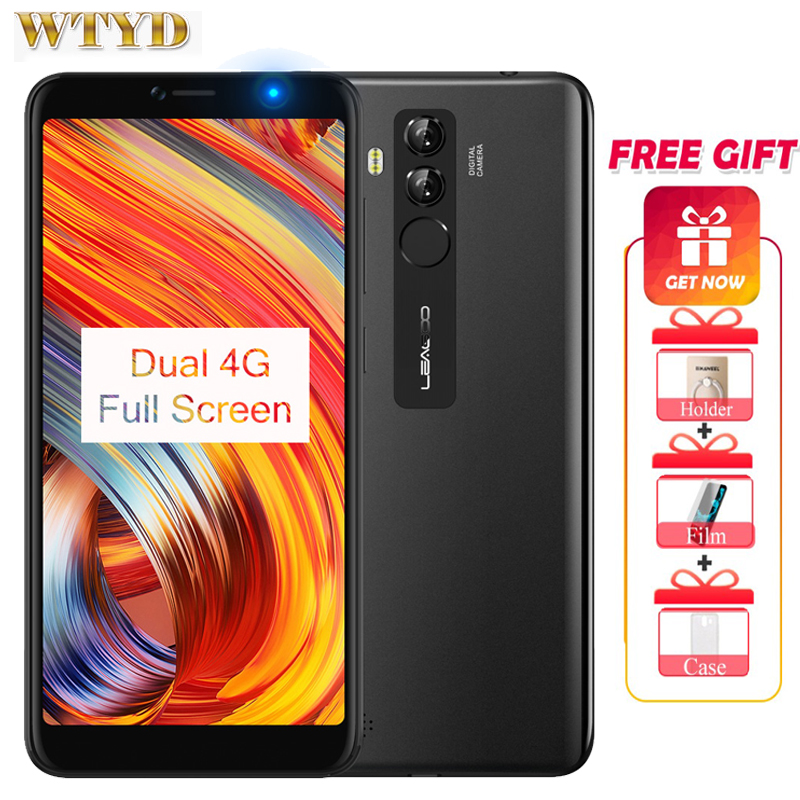 LEAGOO M9 PRO Smartphone 5 72 18 9 Full Screen Face Unlock 2GB RAM 16GB Android