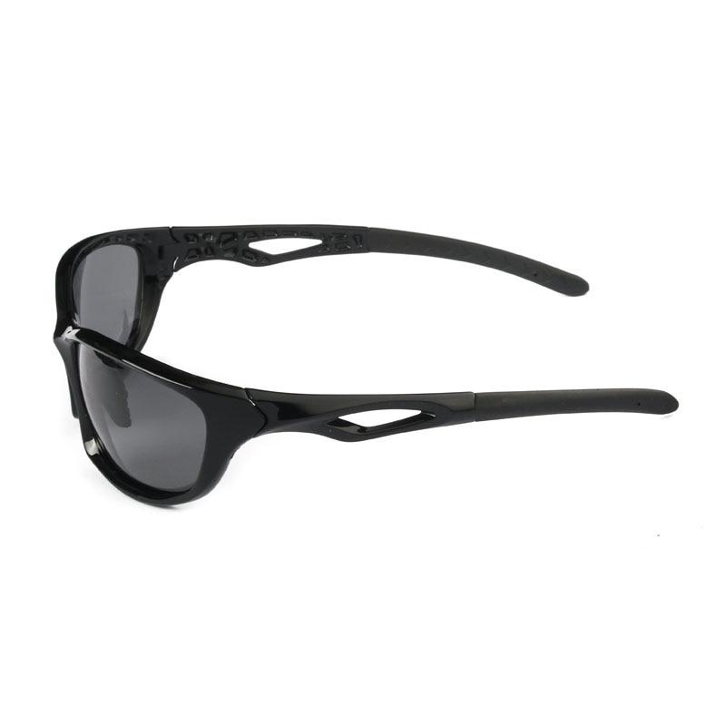 Syze dielli fleksibël TR90 të polarizuar për burra Sport syze për - Peshkimi - Foto 5