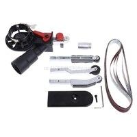 Sander Sanding Belt Adapter DIY For 100mm 4 Inch Electric Angle Grinder F26 Dropshipping