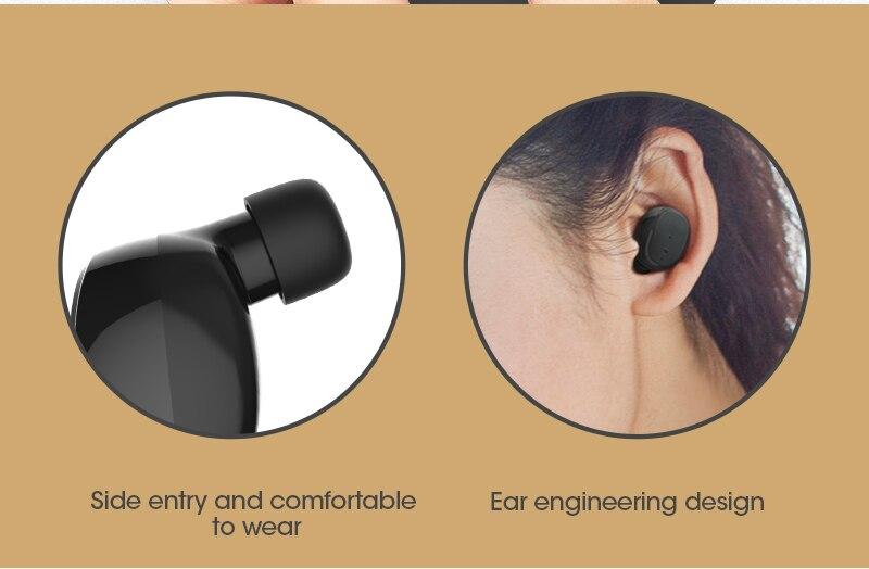 Original TWS True wireless Bluetooth Earbuds earphones Double Twins Headset Dual Stereo Earbud For Huawei Samsung xiaomi