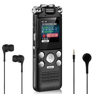 Image 2 - เครื่องบันทึกเสียง MINI Lossless สีเปิดใช้งานลดเสียงรบกวน 2 Way ไมโครโฟน Multifunctional MP3 USB ชาร์จ