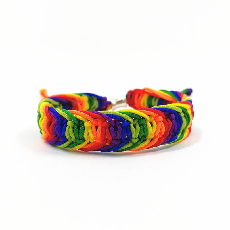 Regalos de San Valentín Gussy Life 7 colores joyas Rainbow Flag - Bisutería - foto 3