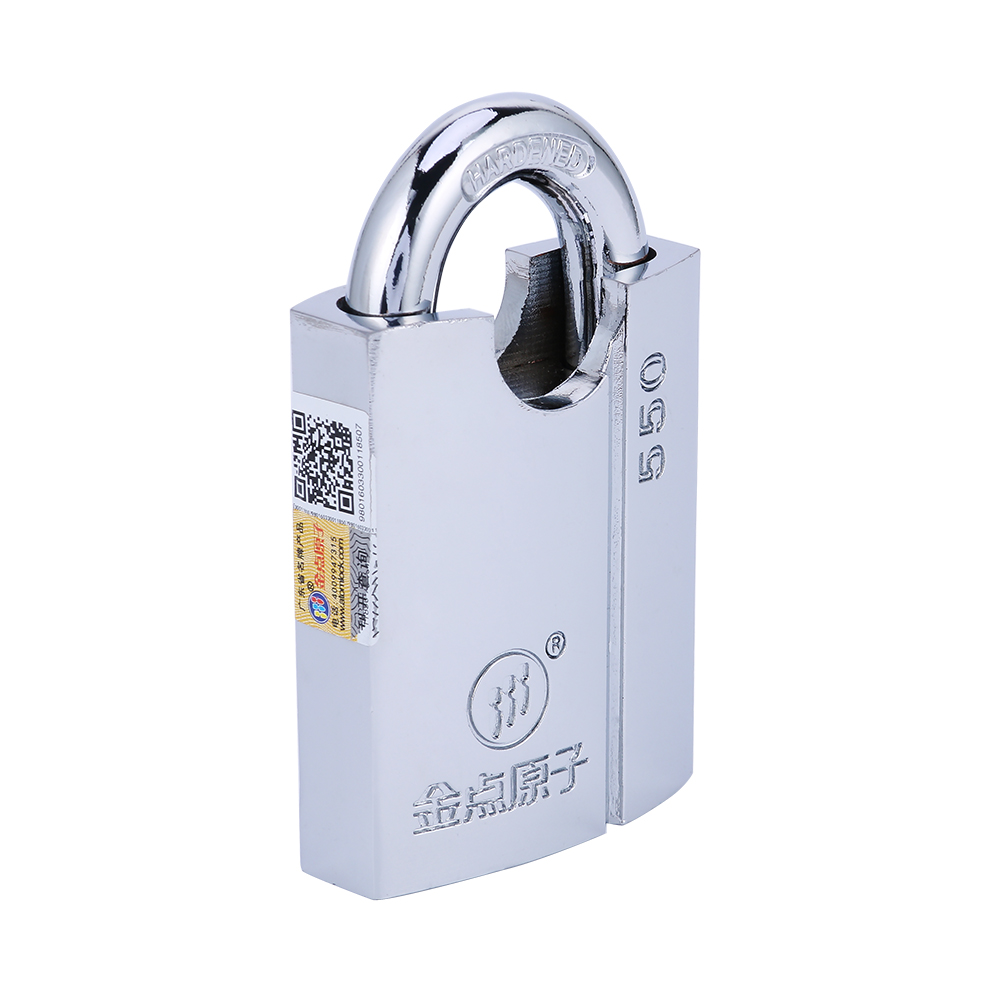 Free Shipping ! Super B Grade High Security Blade Padlock for Warehouse Door Lock( goldatom) free shipping supply high grade rc bearing for tamiya car super clodbuster
