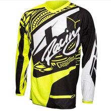 Супер специальный дизайн велосипедная Футболка-Джерси для мужчин крутая горная рубашка Велоспорт велосипед мото велосипедная Футболка-Джерси одежда с длинными рукавами для велоспорта