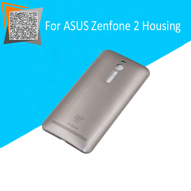 Grey Parts for ASUS Zensfone 2 Back Cover Battary Housing Replacement High Quality Hot Selling