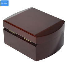 watch/Jewelry round box case