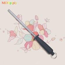 Точилка стержень нож заточка для поваров стальные ножи кухонные Углеродные стальная точилка стержень с ручкой ABS помощник мусат