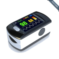 CONTECMED Contec CMS50E Pulse Oximeter HR Monitor with Colour OLED Analysis Software