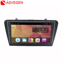 Asvegen 10.2 inch Android 7.1 Quad Core Car Auto Radio For Skoda Octavia 2014 2016 with Wifi Navigation Multimedia Player