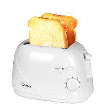 New Arrival Household Stainless Steel 2 Slices Toaster Bread Toast Machine For Breakfast With Euro Plug Cool-touch Exterior