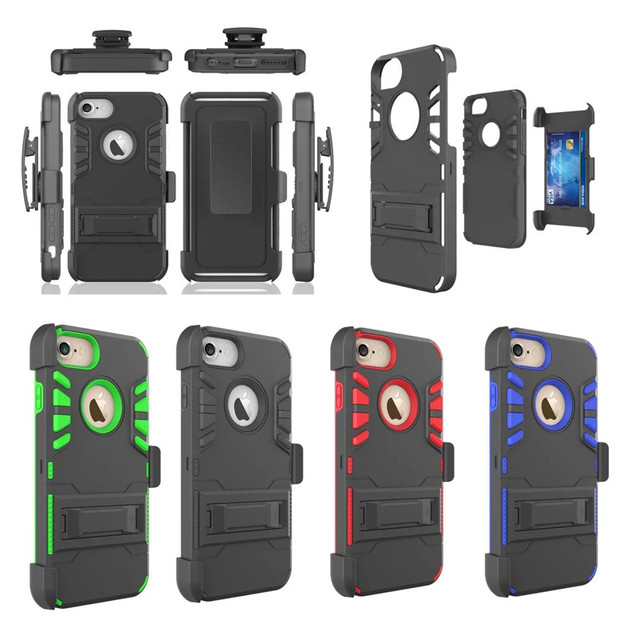 For iphone future armor impact holster hybrid hard case for iphone for iphone future armor impact holster hybrid hard case for iphone 5c 5s se 6 6s freerunsca Choice Image