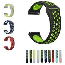 все цены на GOGOING Silicone Sports Band for Samsung Gear S3 Frontier Replacement Wristband Band for Gear S3 Classic Frontier Smart Watch онлайн