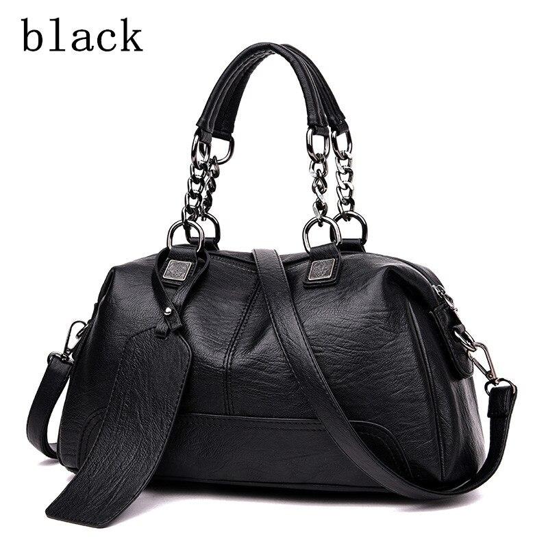 Designer Women Handbag Female PU Leather Bags Handbags Ladies Portable Shoulder Bag Office Ladies Hobos Bag Totes