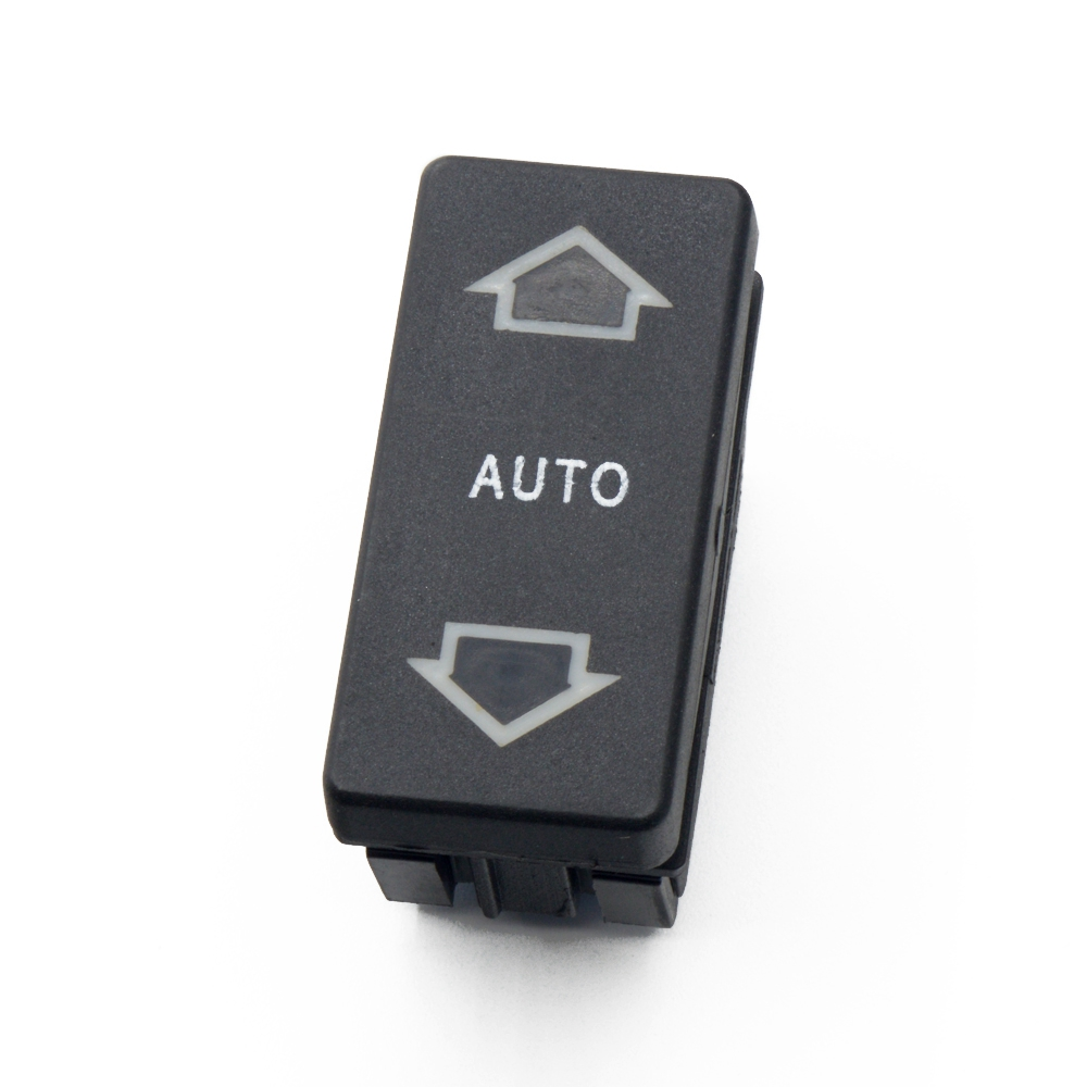 SINGLE WINDOW CONTROL SWITCH FRONT PASSENGER FITS PEUGEOT 106 405 6552.V0-V1