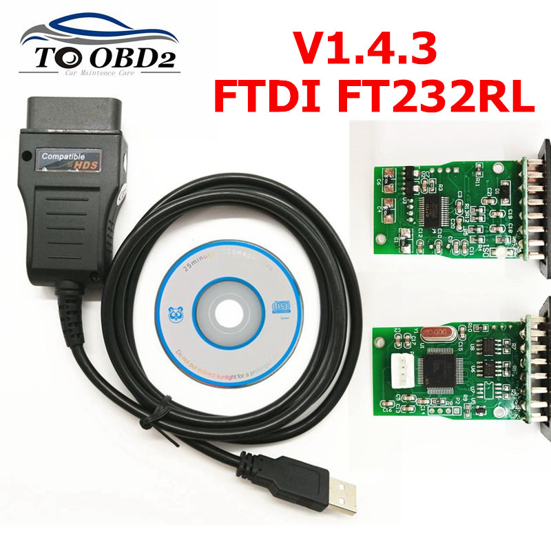 All kinds of cheap motor hds cable obd2 diagnostic for honda