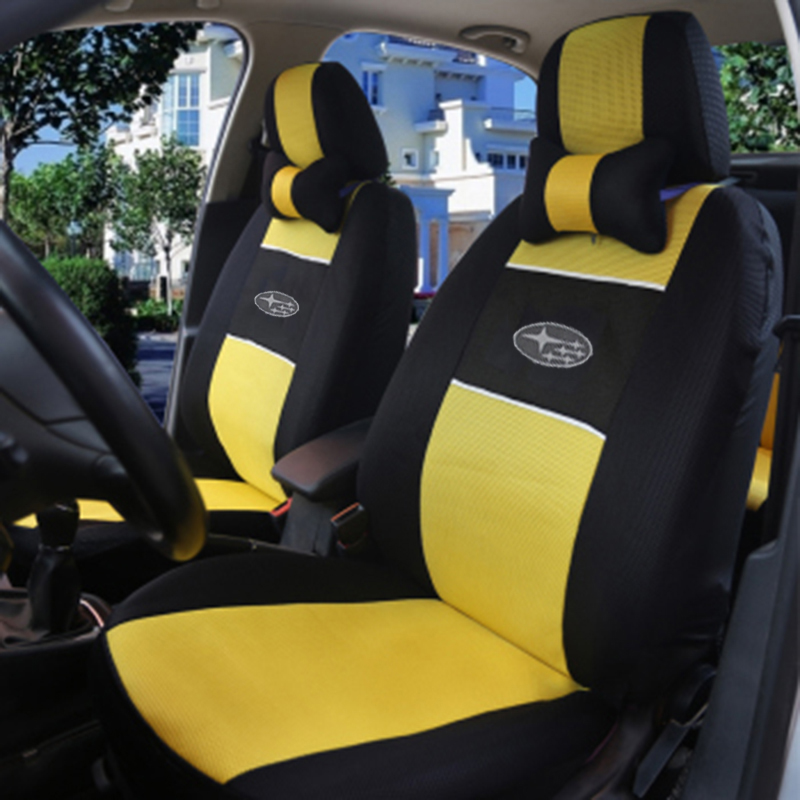 Incredible Car Seat Cover Embroidery Logo Frontrear Complete 5 Seat Dailytribune Chair Design For Home Dailytribuneorg